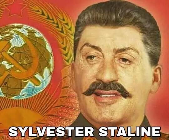 Silvester Staline - meme