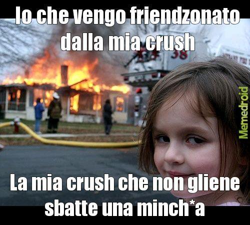 La friendzone - meme