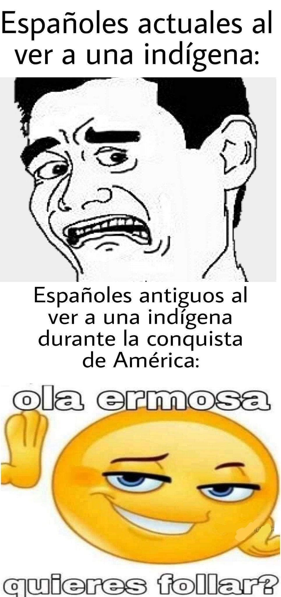 """""""Meme"""" sin gracia bruh"""