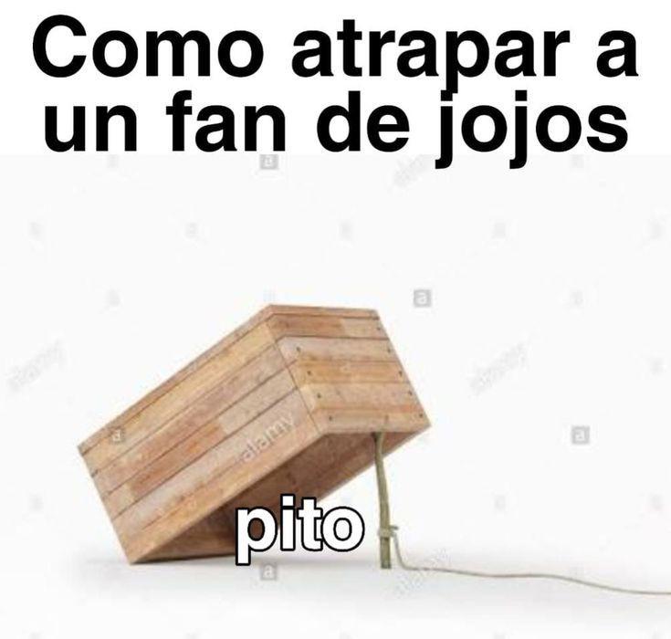 Jojotos - meme