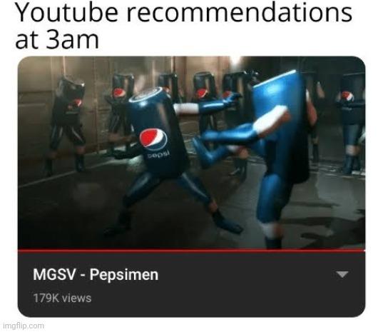 Pepsi Man - meme