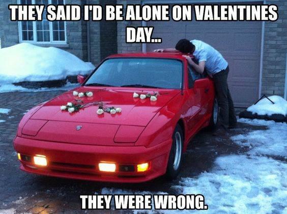 Porsche 944 - meme