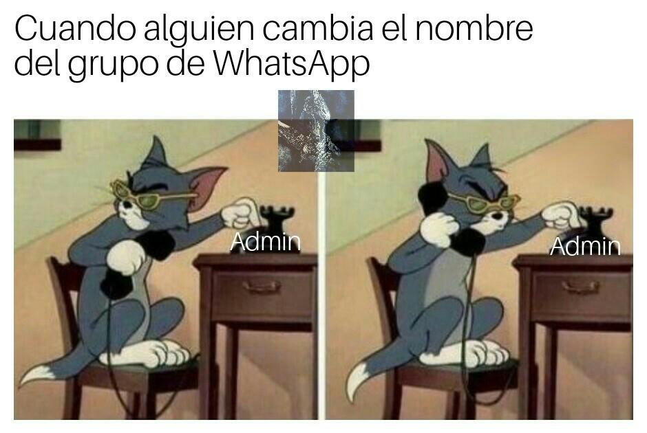 El titulo esta en WhatsApp - meme