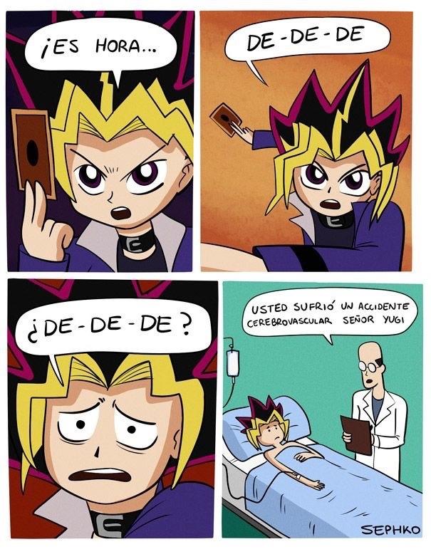Yu-Gi-Oh! - meme
