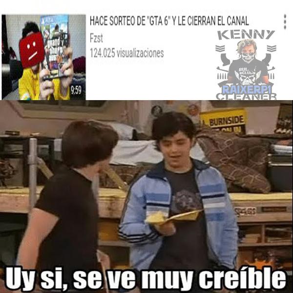 Más falso que venezolano con comida - meme