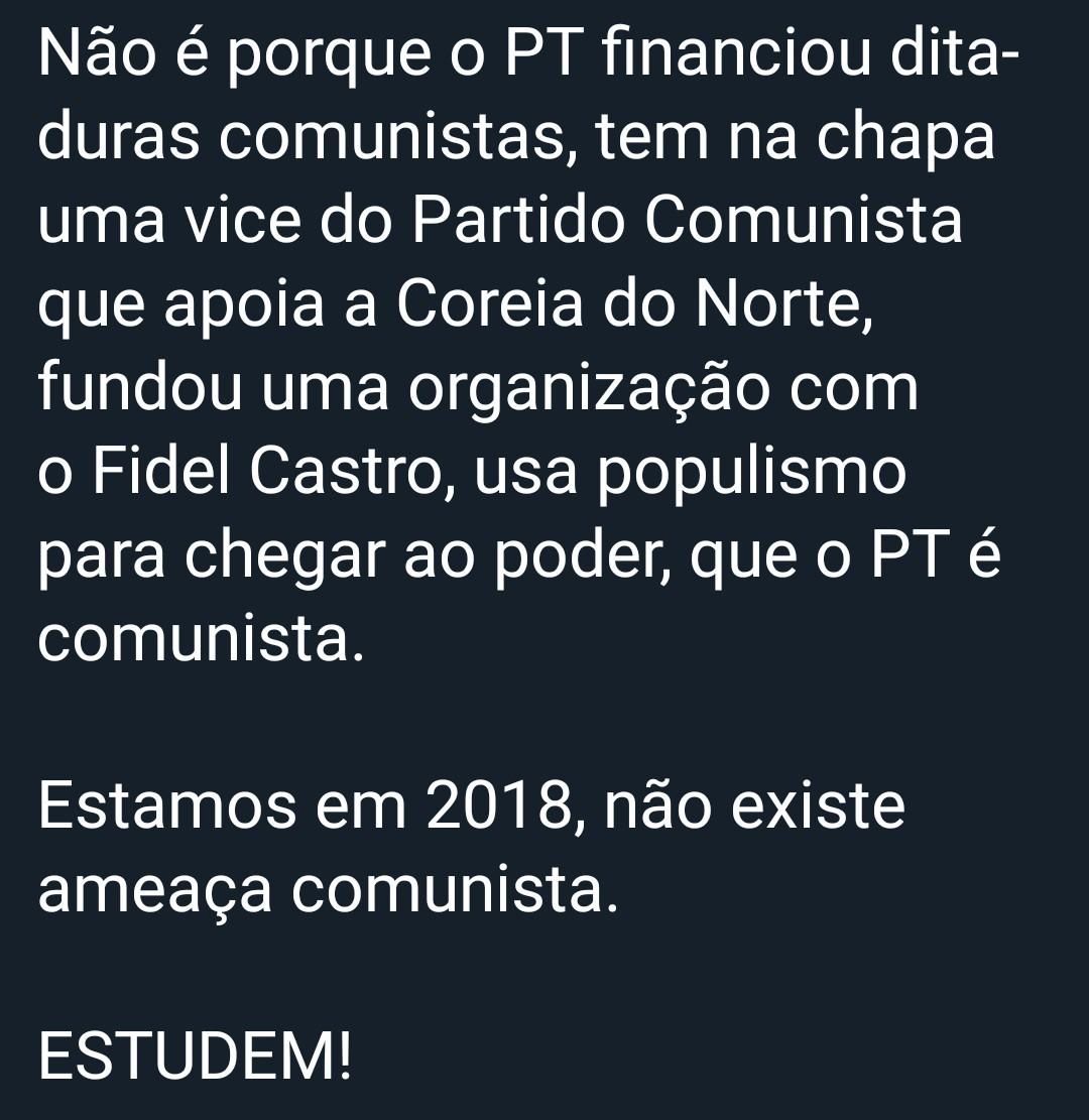 mas se o bozo ganhar, Plínio Salgado vai ser idolatrado no brasil - meme