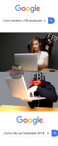 Hackeando com lucky patcher - meme
