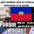 Estados unidos y rusia con haiti