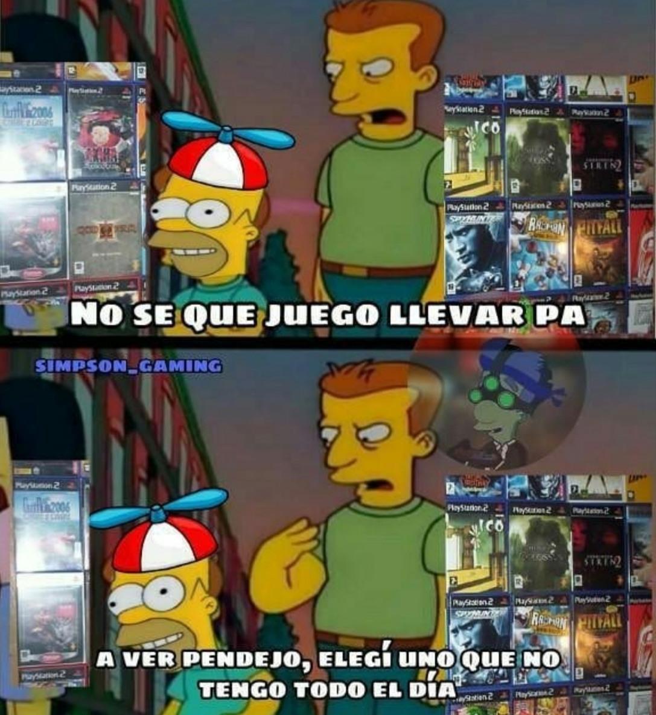 Ps2 quien - meme
