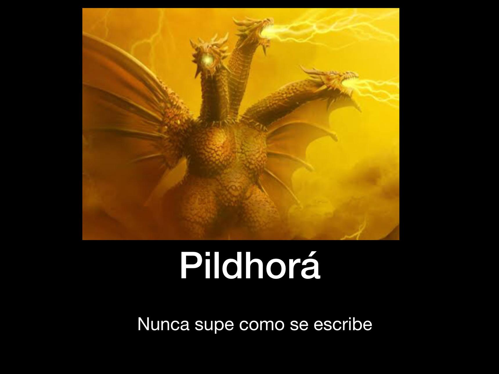 Ghidora - meme