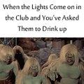 Horrid Drunks
