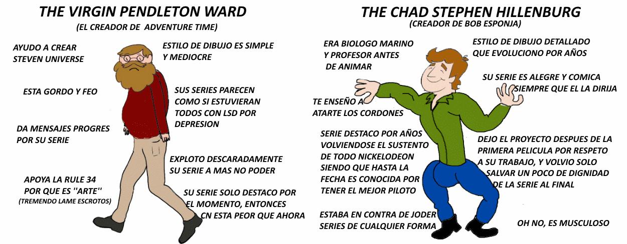 Mas chad - meme