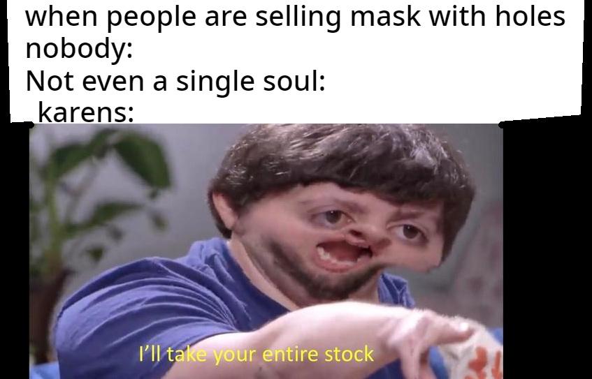 karens - meme