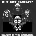 GALACTIC RHAPSODY-Star Warz - Is this the real life-Is this just fantasy-Caught in a landslide, no escape from reality