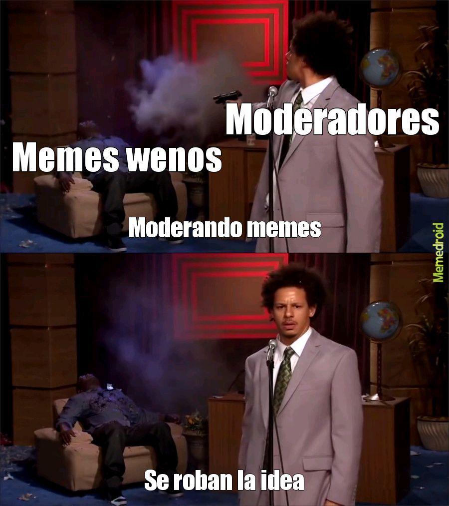 Por fa no se roben esta idea - meme