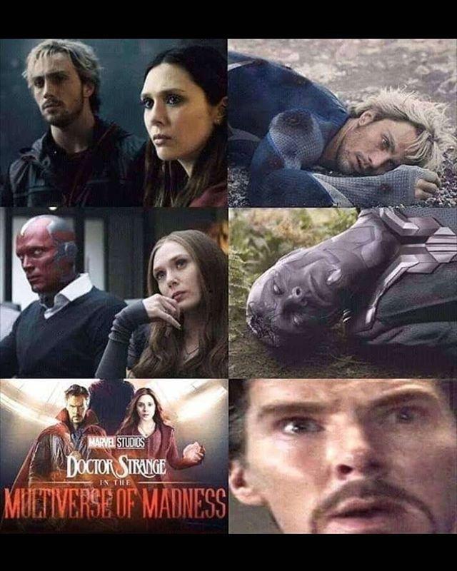 RIP Dr.Stephen Strange - meme