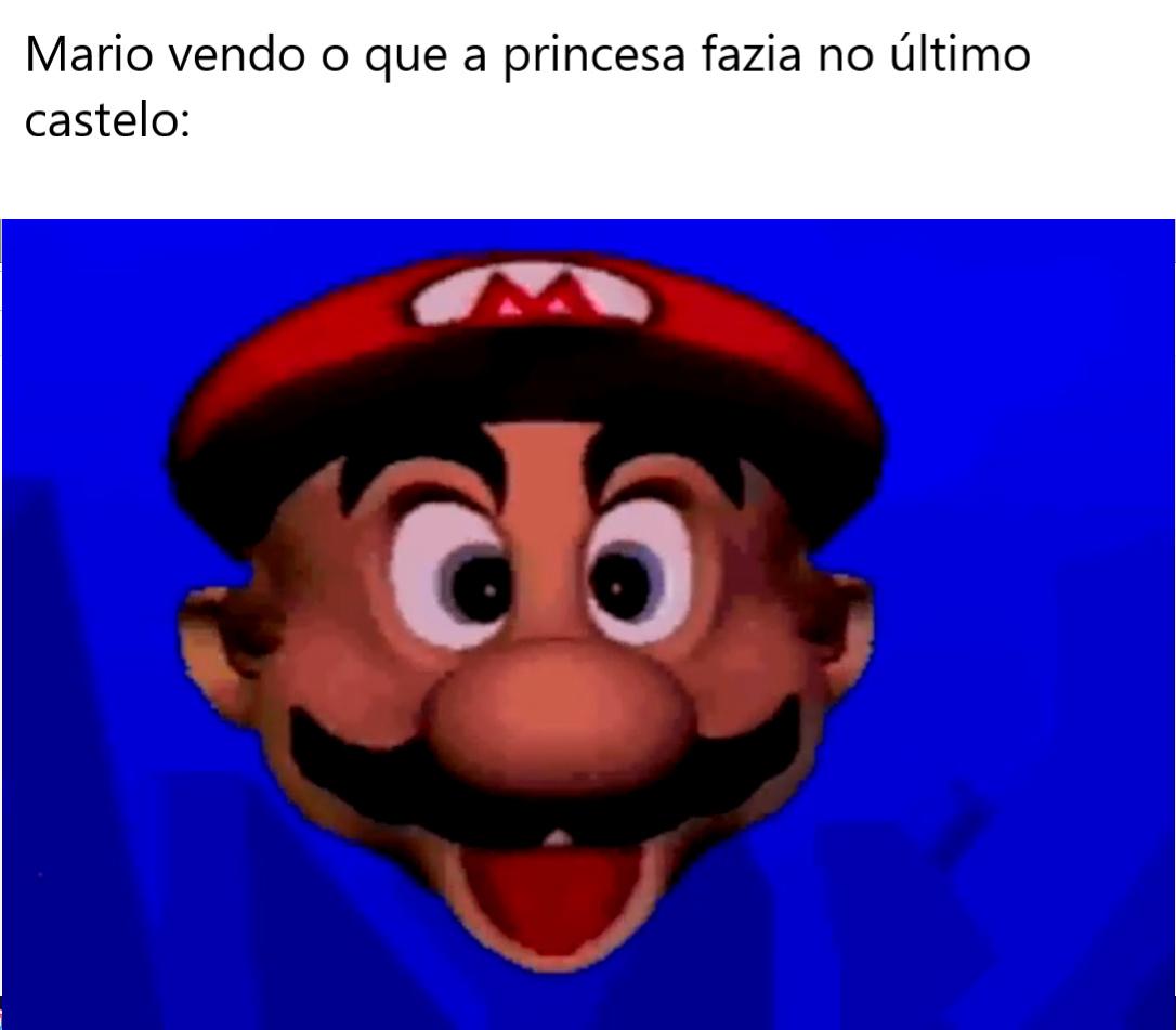 It´s a me,Mario - meme