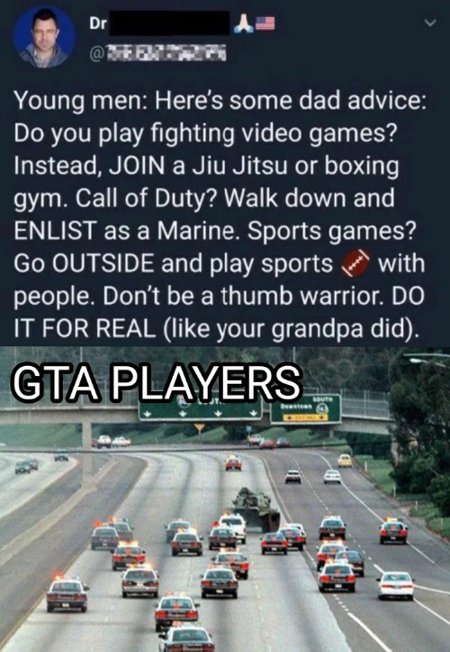 Dont play Cod, be a real soldier and kill real civilians - meme