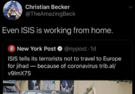 Isis?! - meme