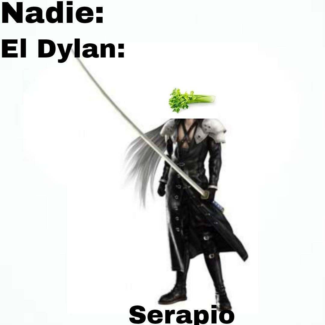 Grande Dylan - meme