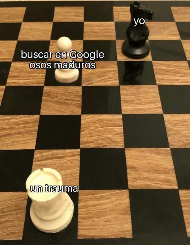 Trauma - meme