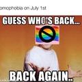 homophobia is based