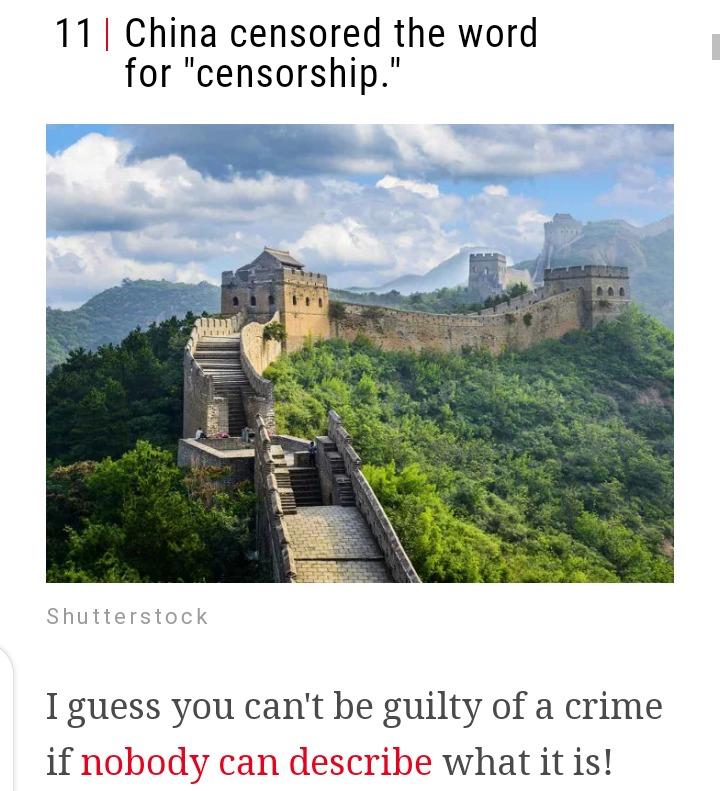 Damn china is into some deep dumb shit - meme