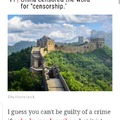 Damn china is into some deep dumb shit