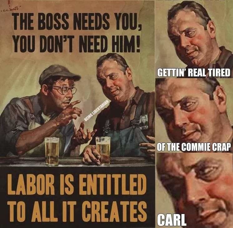 STFU Carl - meme