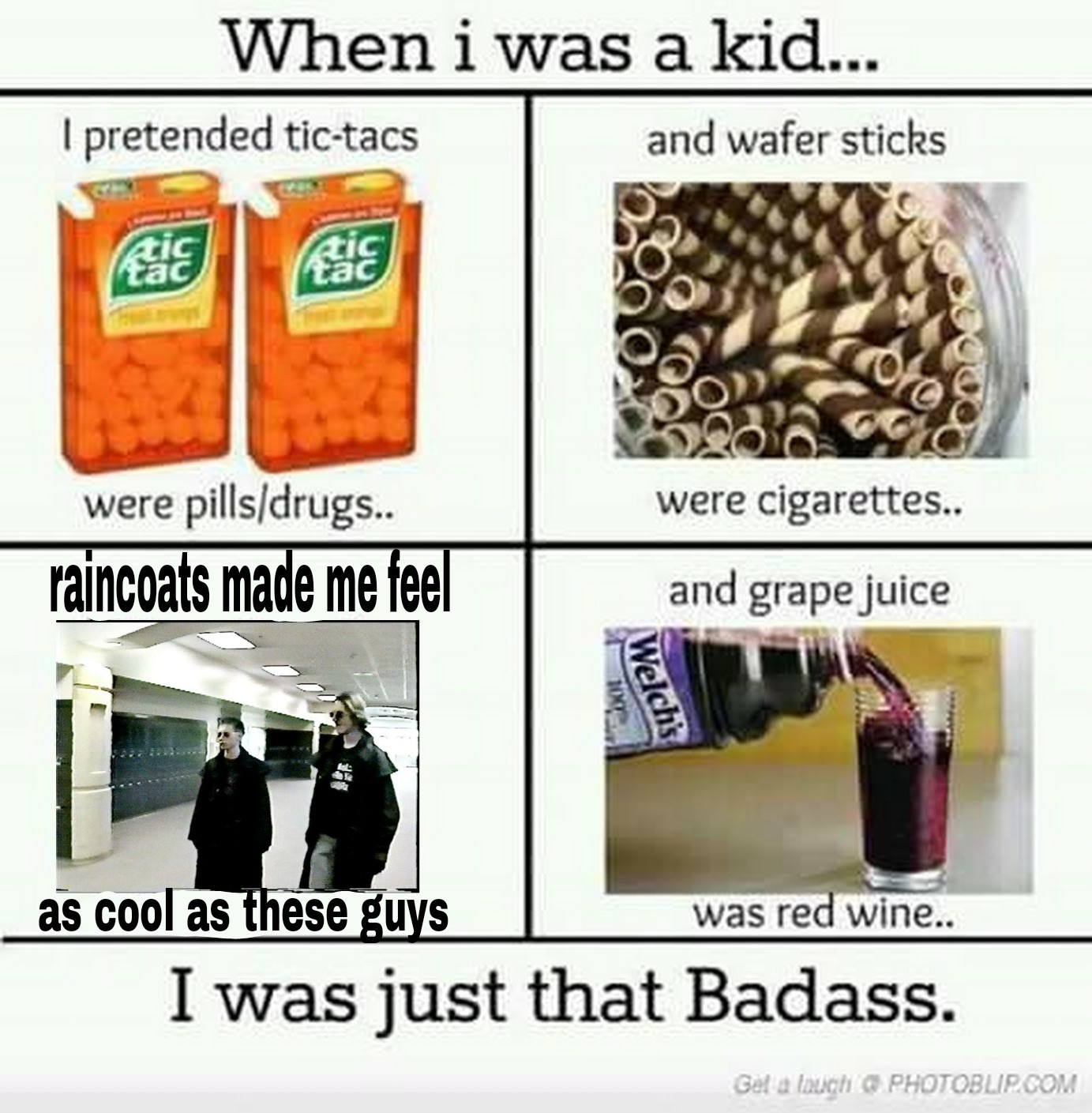 Just that badass - meme