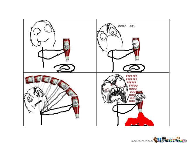 Ketchup - meme