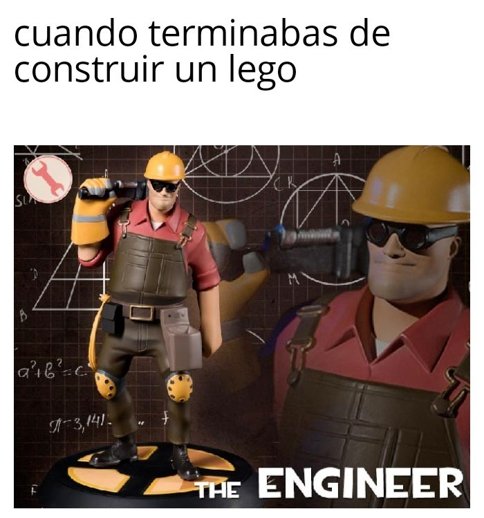 Soy un tecnico de lego - meme