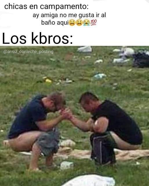 Los kbroz - meme
