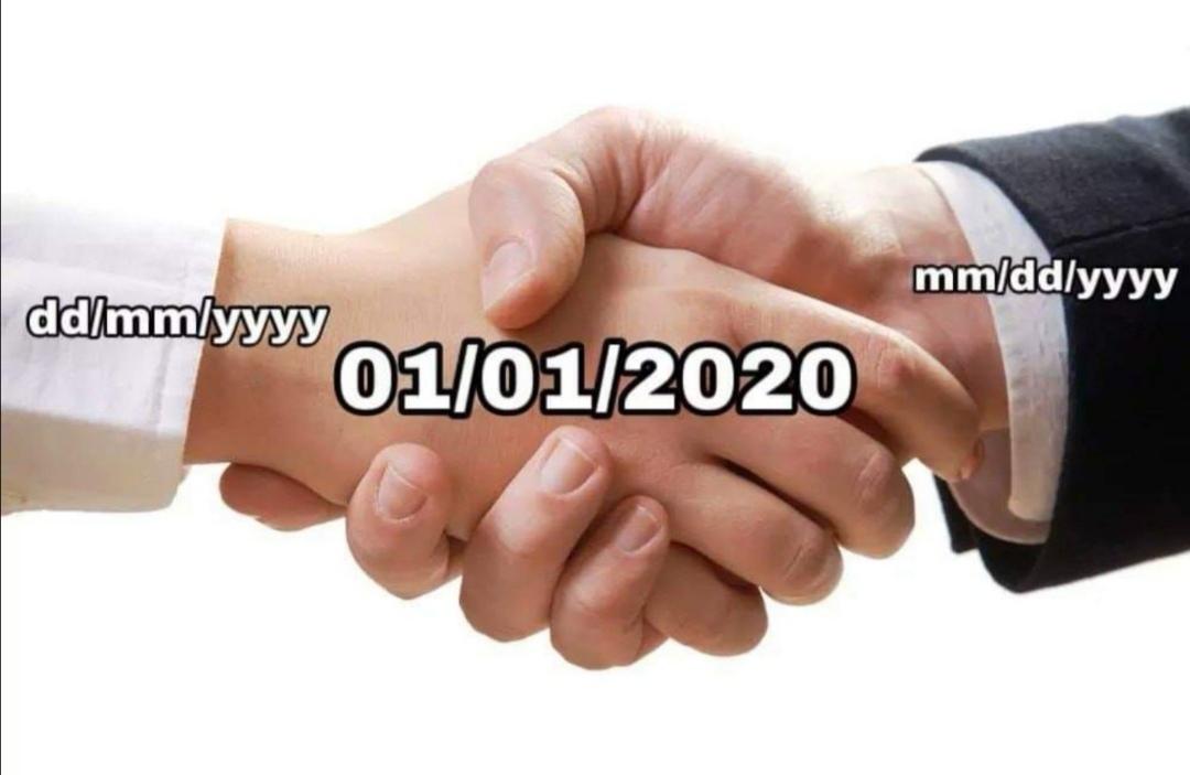dd/mm/yyyy AND HAPPY NEW YEAR - meme