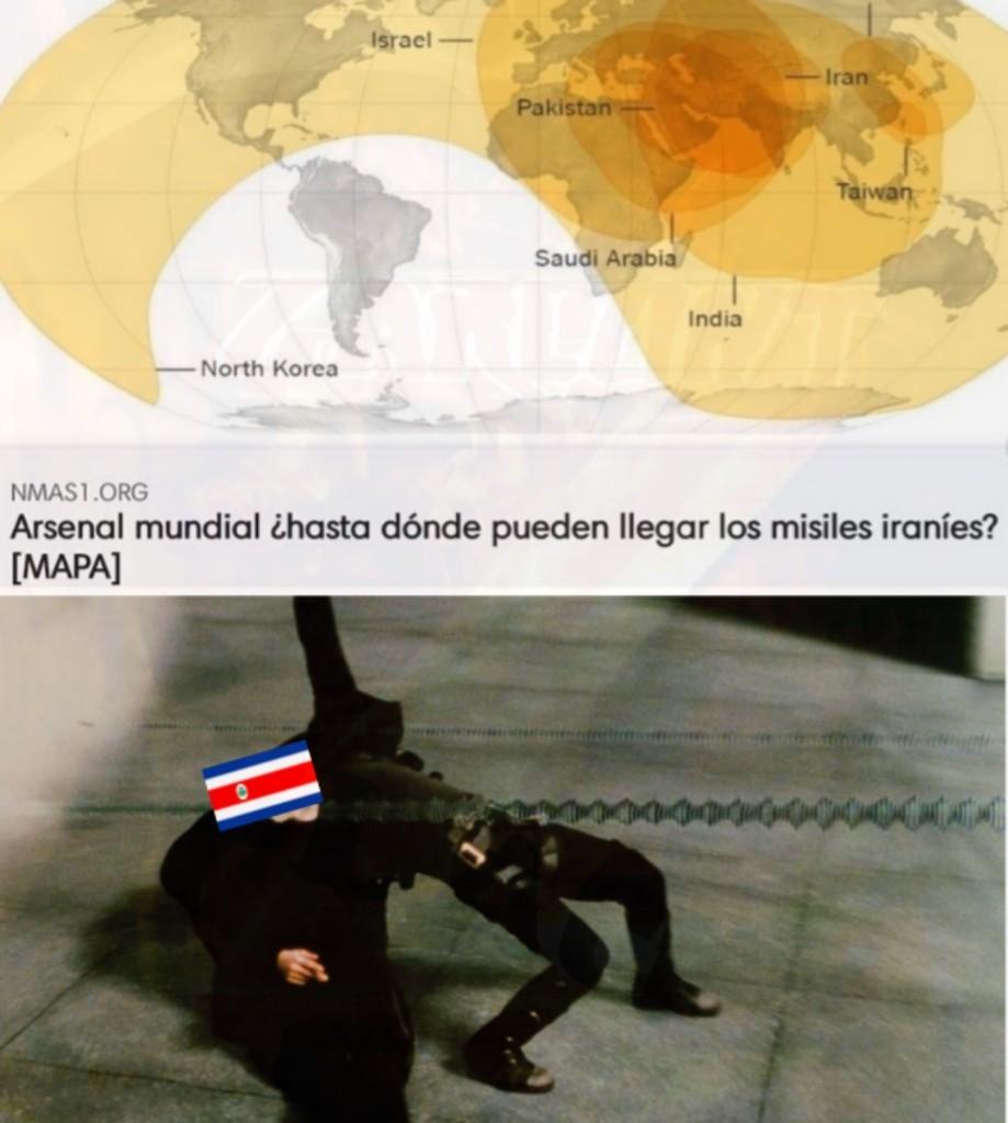 Sudamérica salvado - meme
