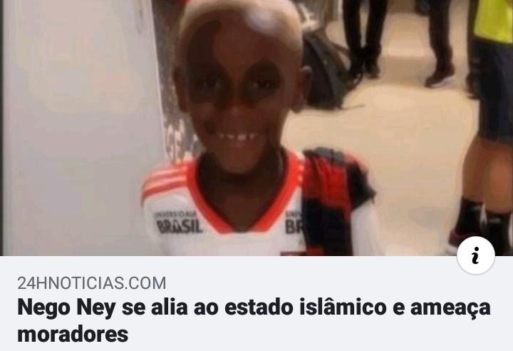 Morra negro Ney - meme
