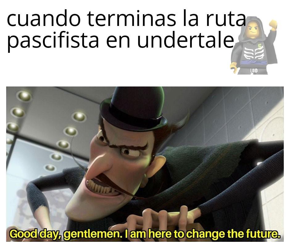 Listo pa el GENOCIDIO - meme