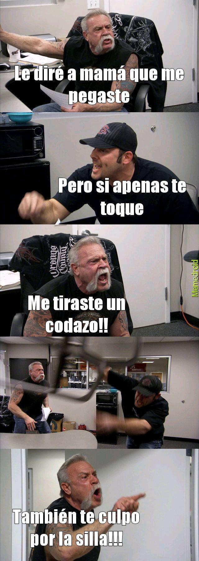 Hermanos :) - meme