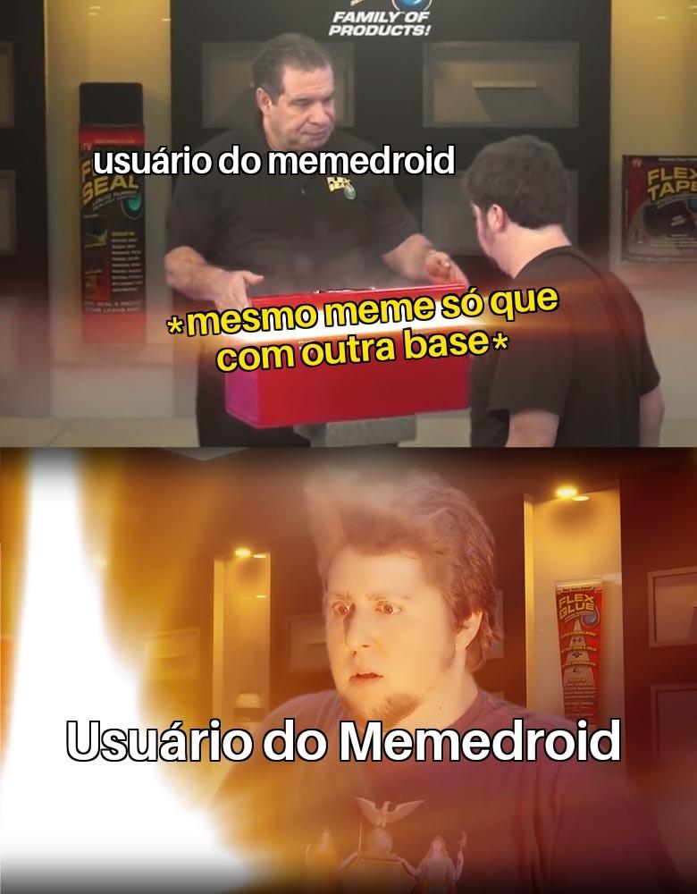 Pare com os remakes - meme