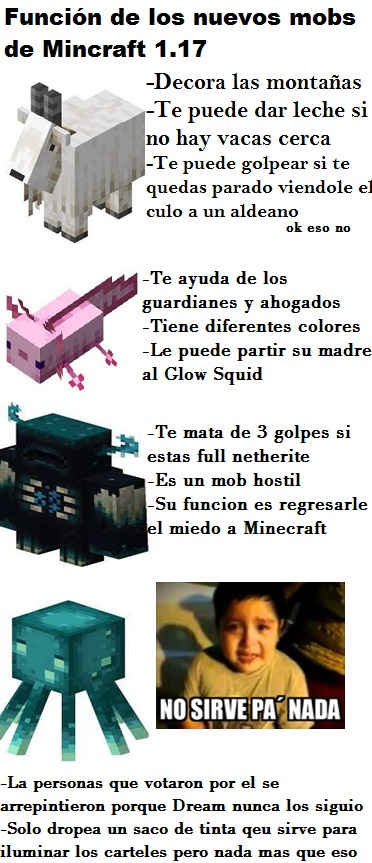 Glow Squid Nunca Debiste Haber Existido - meme