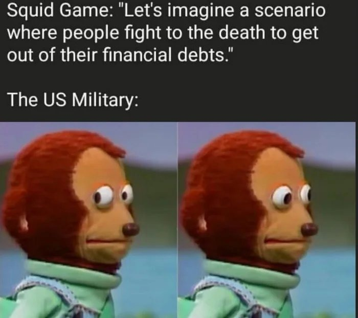 Le Millitary - meme
