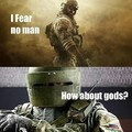 Lord Chanka, Operator of Defense, grace this match with your holy LMG, Mounted and ready, Amen.