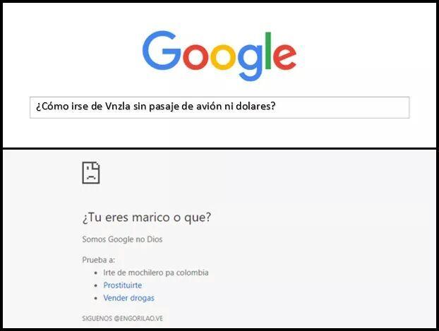 Ni el internet ayuda v: - meme