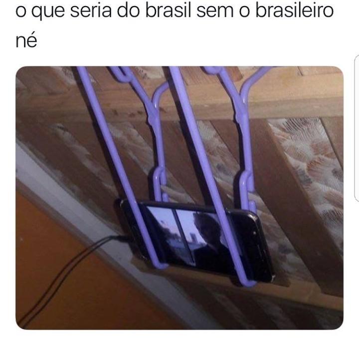 Melhor do Brasil é o brasileiro - meme