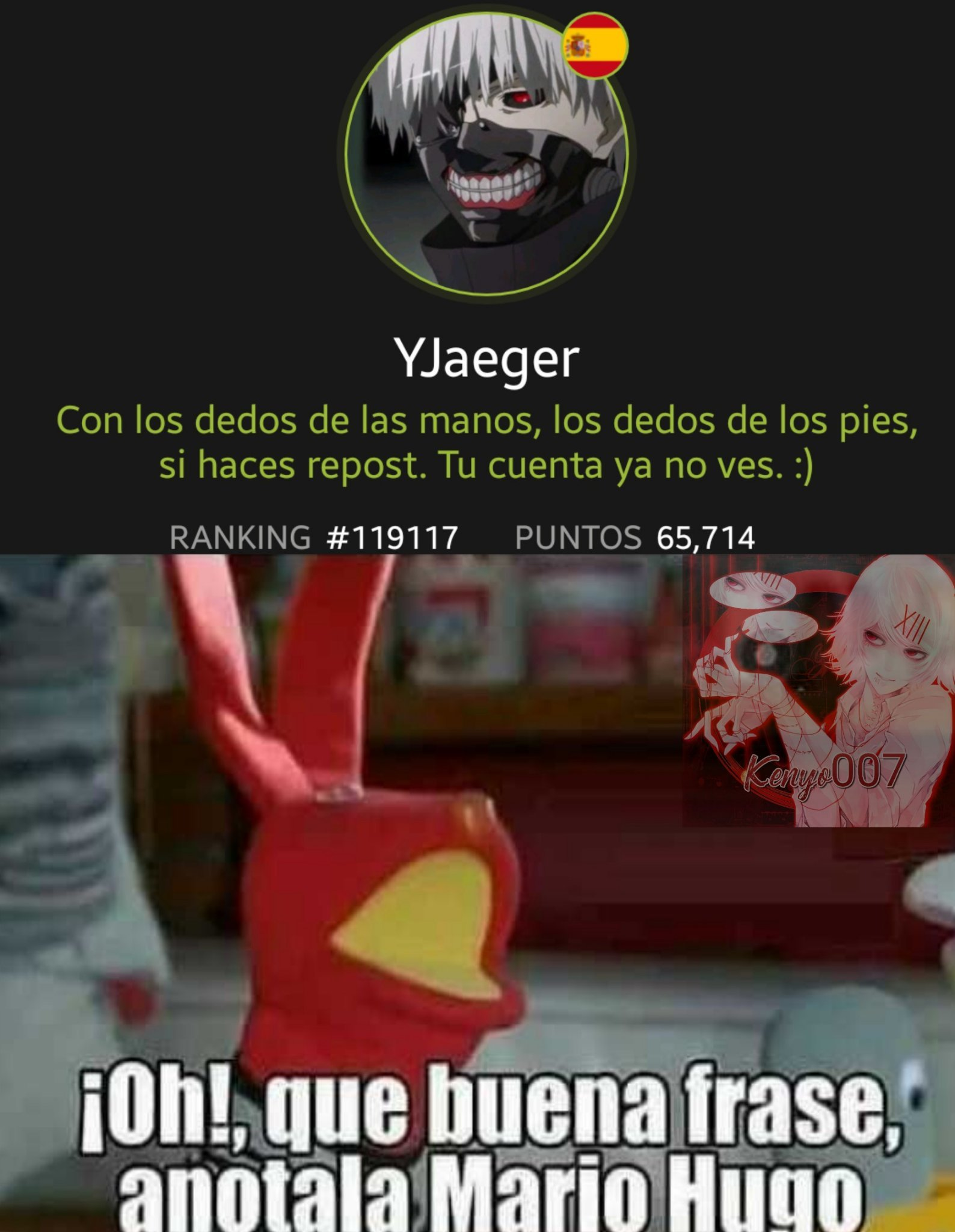 Top Memes De Frase En Español Memedroid