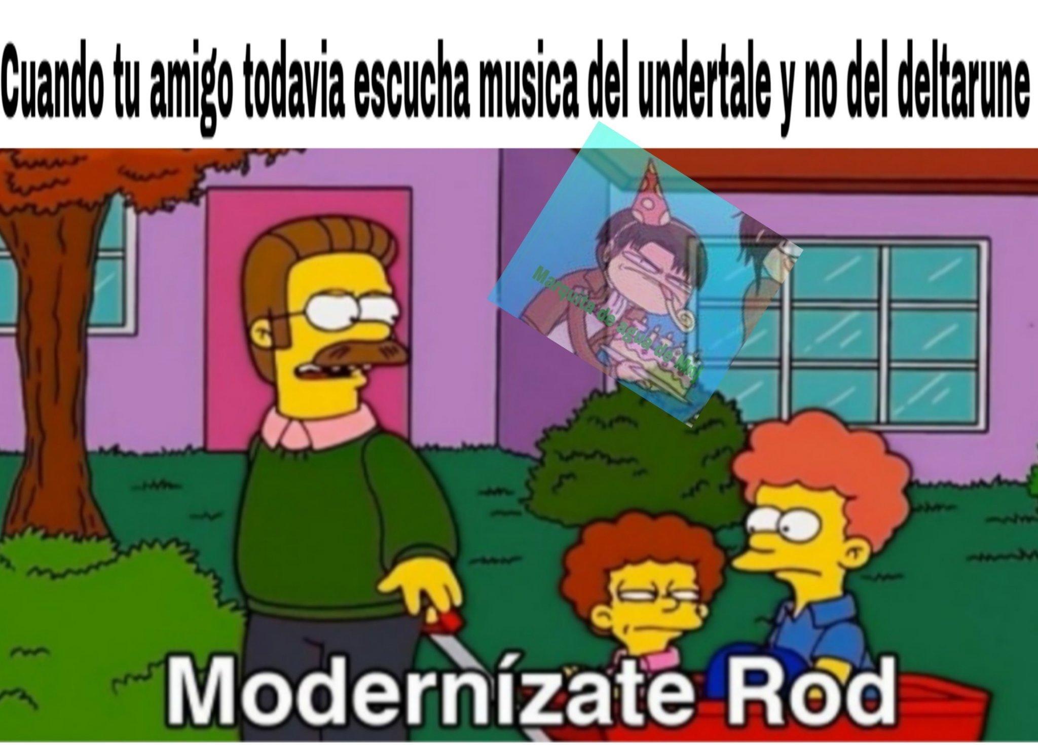 Modernizate Rod - meme