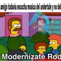 Modernizate Rod