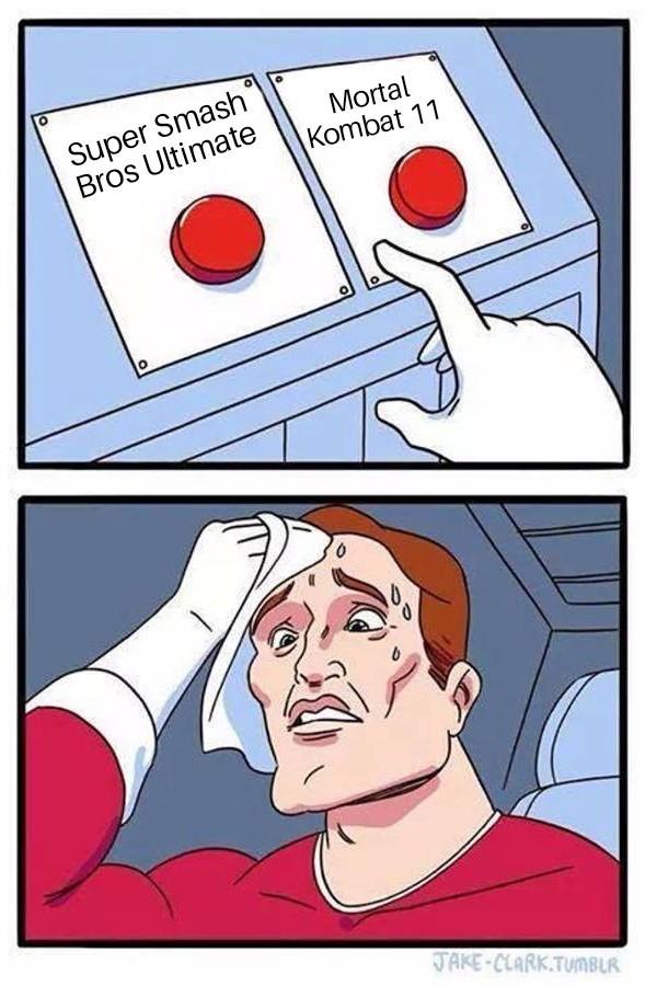 Elije cual prefieres en los comentarios - meme