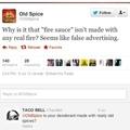 Karma for dumb tweet