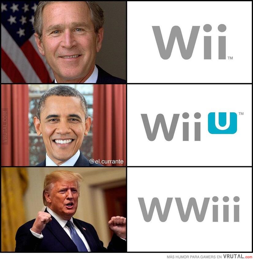 Entonces si era culpa de los videojuegos - meme